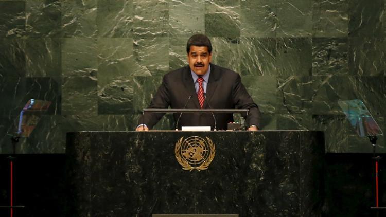 """Maduro ante la ONU: """"El mundo necesita otras Naciones Unidas"""""""