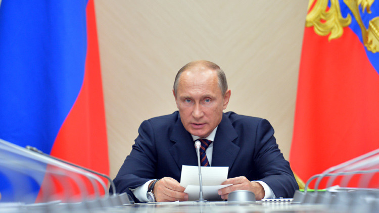 """Putin vuelve a tomar la delantera mundial"""