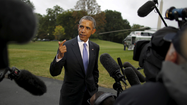 Obama asigna hasta 20 millones de dólares para el entrenamiento militar de Ucrania