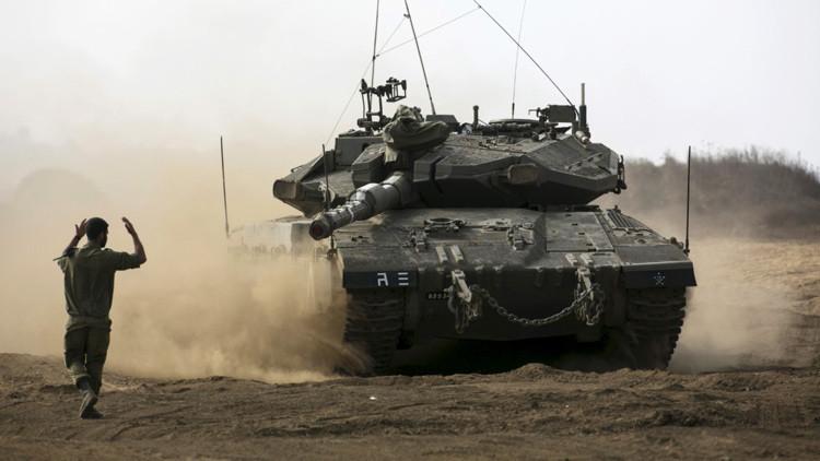 Israel prepara una invasión terrestre contra Siria