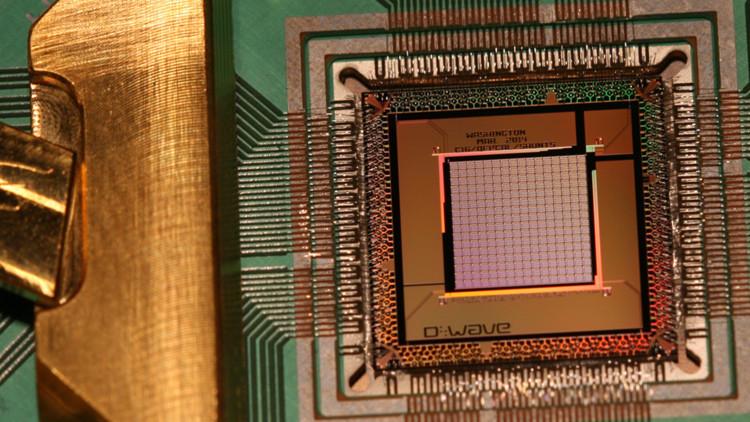 Así es el potentísimo computador cuántico al servicio de Google y NASA (Video)