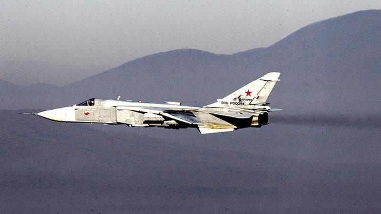 Minuto a minuto: La operación de Rusia contra el EI en Siria