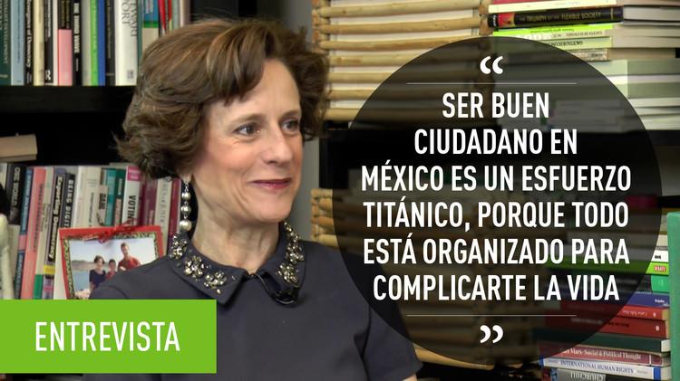 Las diez excepcionalidades de México, según la periodista mexicana Denise Dresser