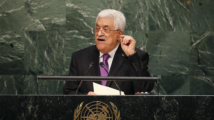 """Mahmud Abbás: """"Desde Palestina y con Palestina se alcanzará la paz"""""""