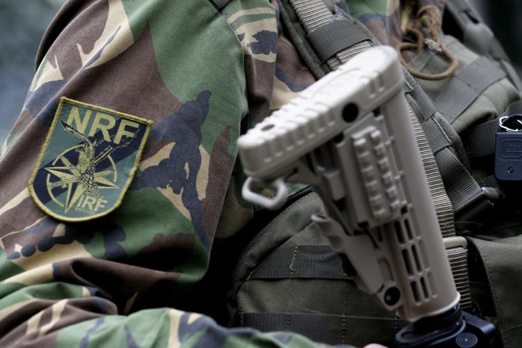 El rifle de asalto C7