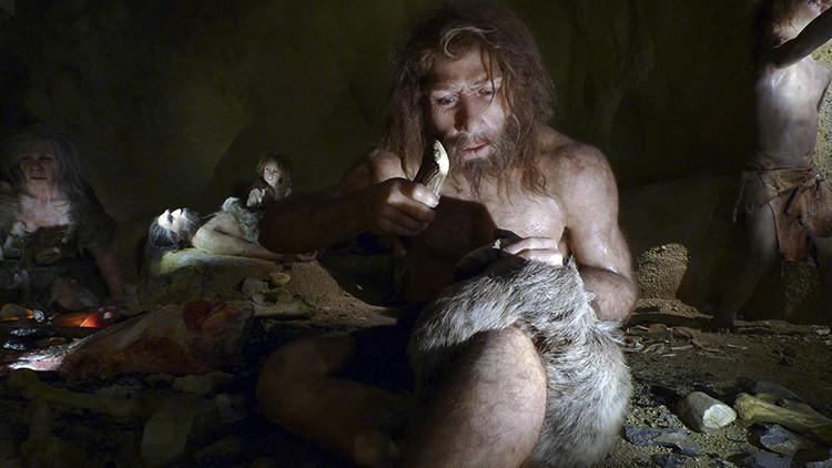 Un neandertal