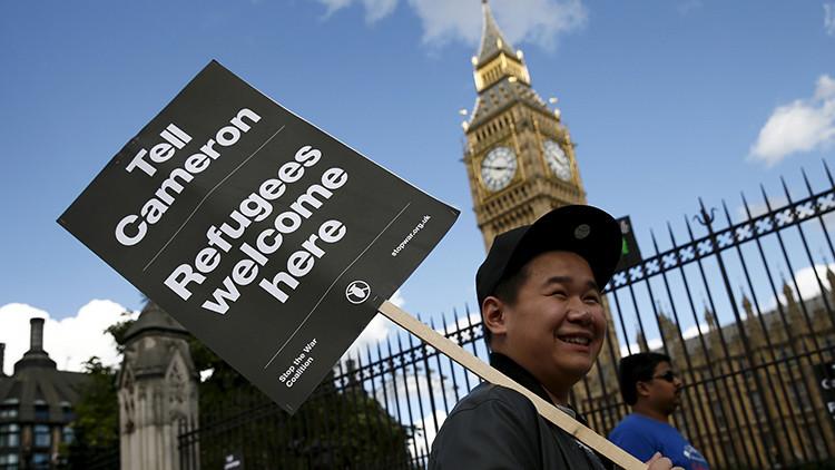 Ciudades de todo el mundo acogen multitudinarias marchas de apoyo y rechazo a los inmigrantes