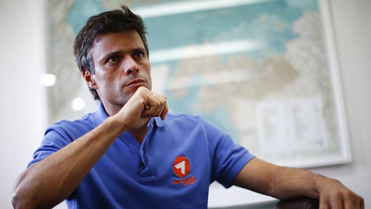Condenan al opositor venezolano Leopoldo López a más de 13 años de prisión