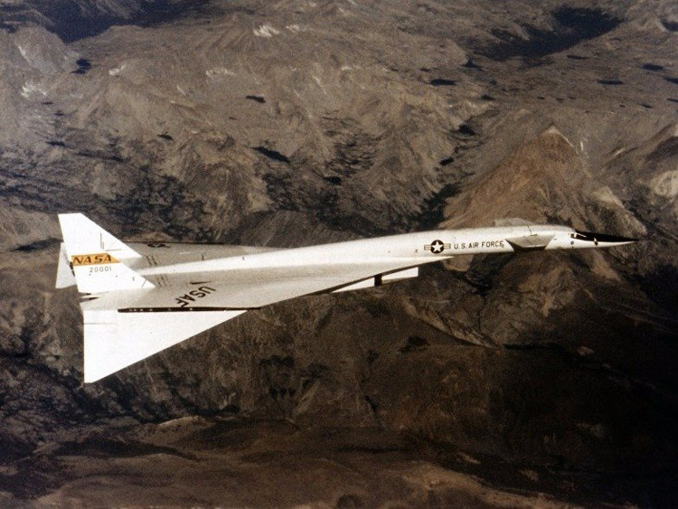 Un XB-70 Valkyrie