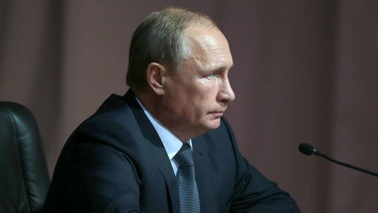 Putin: El EI tiene planes para La Meca, Medina, Jerusalén y amenaza a Europa y Rusia