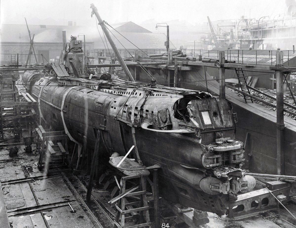 ¿Cómo Hitler trató de aterrorizar el mundo con sus submarinos?
