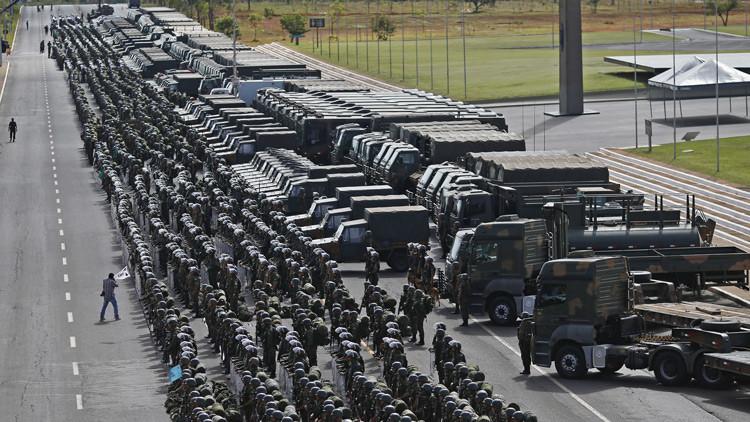 Resultado de imagen para compras de armamentos de Brasil y Venezuela