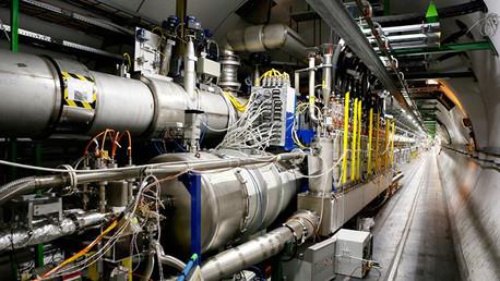 10 datos Gran Colisionador de Hadrones CERN