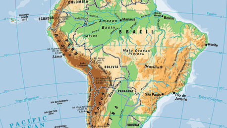 Las 10 regiones del planeta cuyo destino fue predeterminado por su geografía