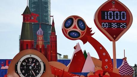 Cuenta atrás para que ruede el balón en Rusia: Faltan 1.000 días para el Mundial 2018