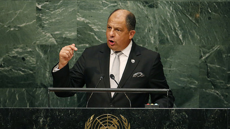 El mensaje de Costa Rica ante la Asamblea General de la ONU