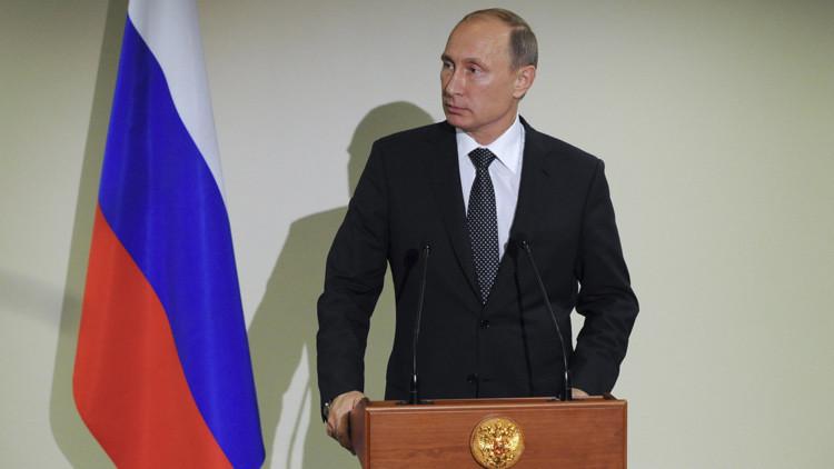 """""""Vladímir Putin es la pieza más poderosa en el tablero internacional"""""""