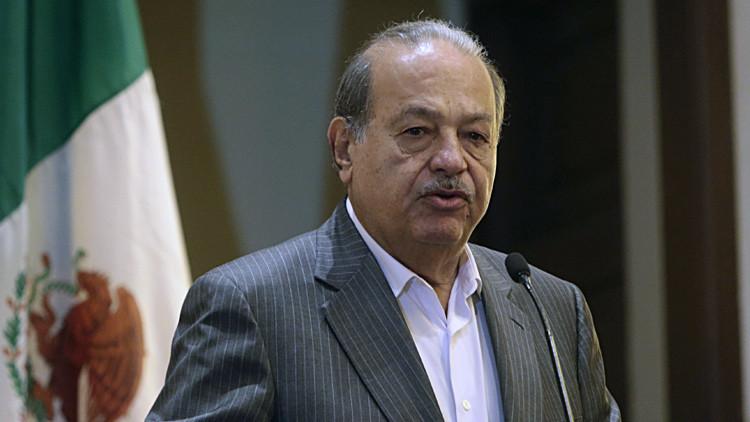 Carlos Slim pone sus ojos, y su dinero, en Perú