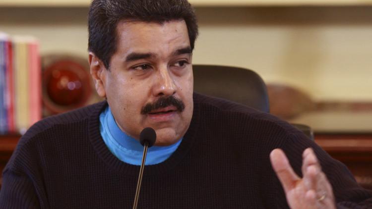 """Maduro: """"Basta de pensar que el petróleo volverá a 100 dólares"""""""