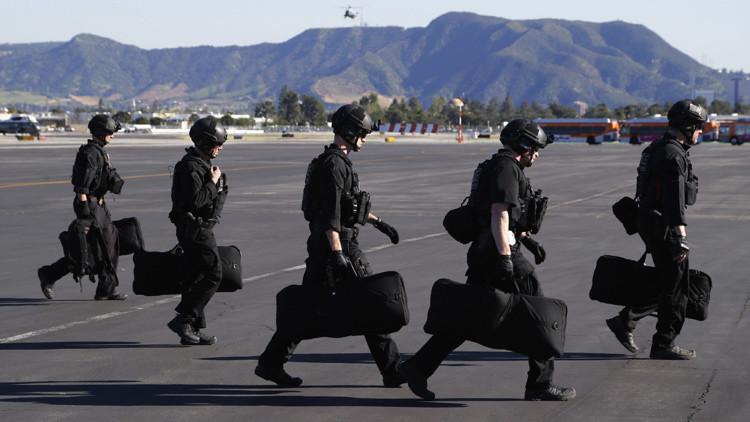 Así es el equipo de élite de operaciones especiales del Servicio Secreto que protege a Obama (Fotos)