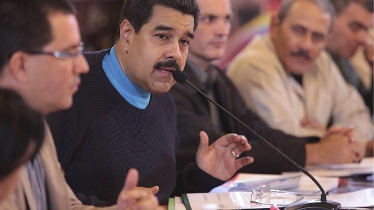 """Maduro sobre la operación rusa contra el Estado Islámico: """"Es el camino para salvar a Siria"""""""