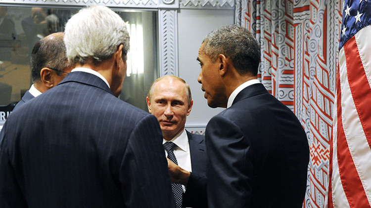 "'The New York Post': ""Obama ha cedido a Putin el liderazgo mundial"""