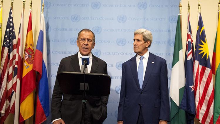 """""""Gran guerra propagandística"""" para desacreditar los esfuerzos antiterroristas rusos en Siria"""