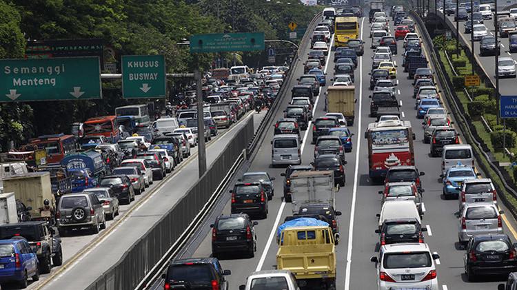 Conozca cuál es la ciudad con el peor tráfico del mundo