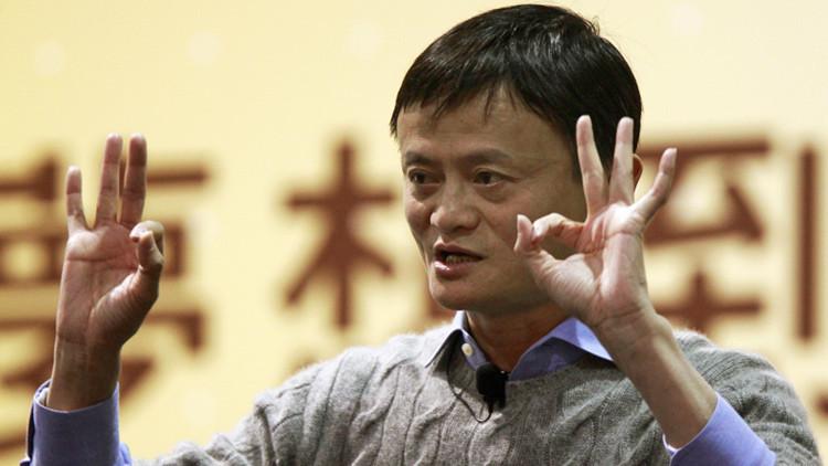 """Jack Ma: """"A ustedes los estadounidenses les encanta gastar el dinero de otras personas"""""""