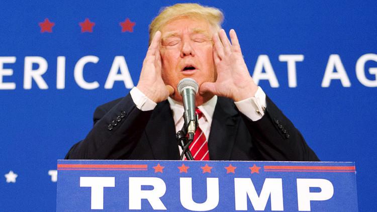 """Donald Trump: """"Si gano las elecciones mandaré a todos los refugiados sirios de vuelta a casa"""""""
