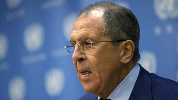 """Lavrov: """"Rusia, Venezuela y China vamos a vencer la doble moral de Occidente"""""""