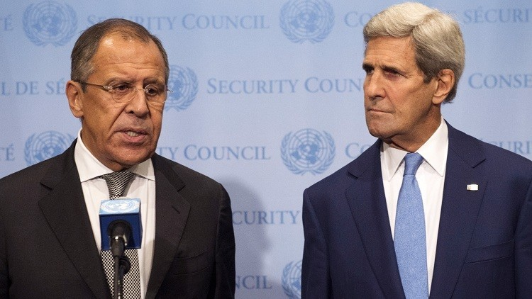 Lavrov propone ante la ONU legalizar el principio de no injerencia en asuntos internos de otros país