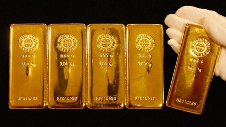 El oro se beneficia cuando se para la Reserva Federal