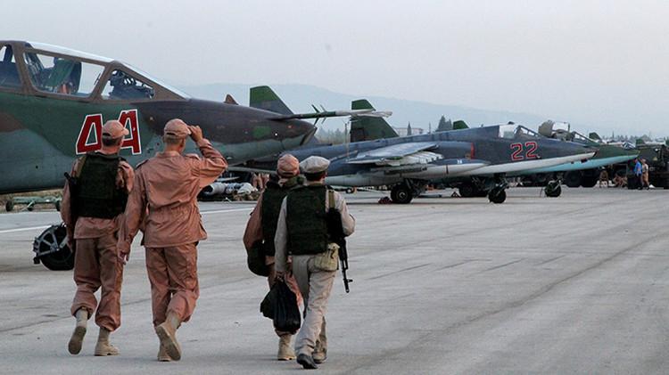 ¿A quién y qué objetivos bombardea Rusia en Siria?