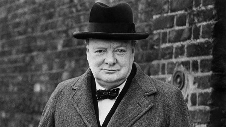Winston Leonard Spencer Churchill