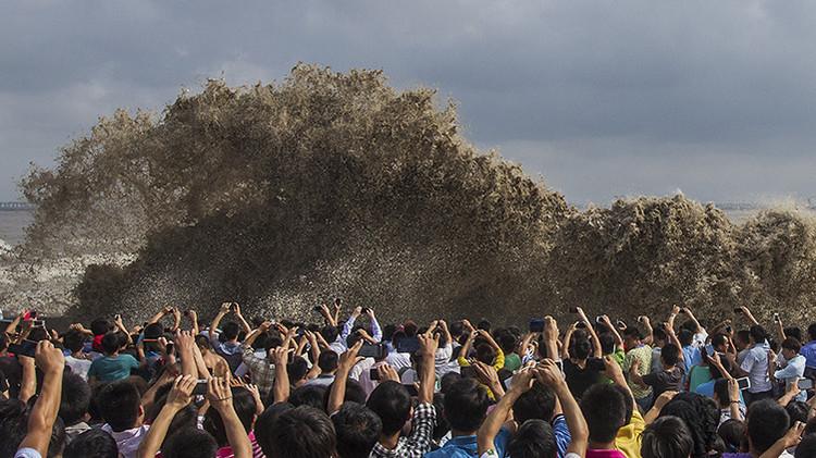 Científicos predicen la llegada de un megatsunami que ya ocurrió hace 73.000 años