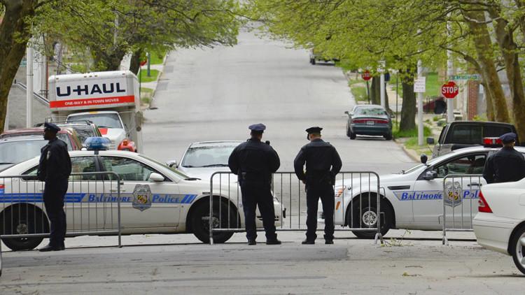 EE.UU.: Un tiroteo cerca de un centro comercial en Baltimore deja al menos un muerto