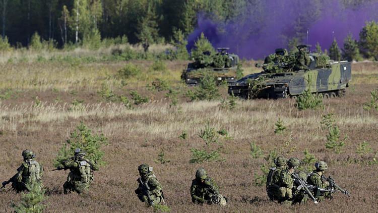 La OTAN lanza el mayor simulacro de la década en el sur de Europa