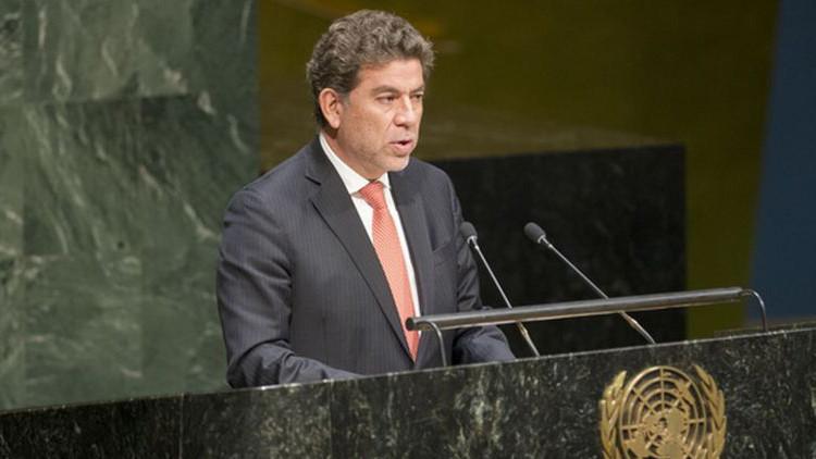 """Perú ante la ONU: """"Sin paz no hay desarrollo"""""""