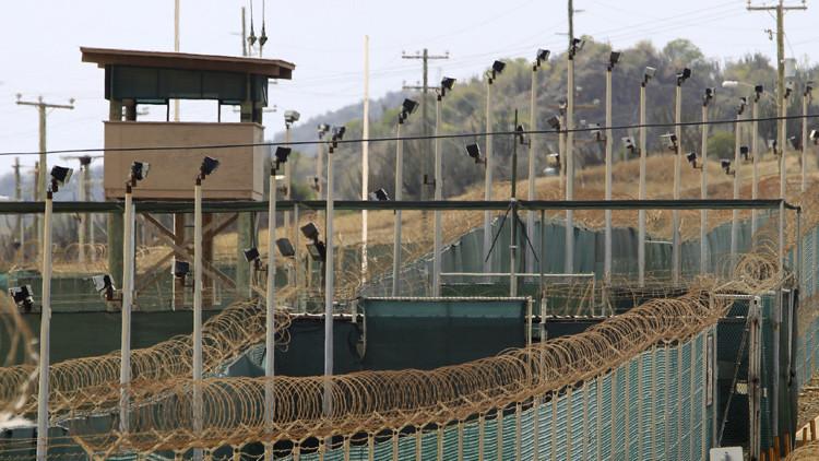 Exteriores del campo Delta de Guantánamo donde están presos los sospechosos del 11-S.