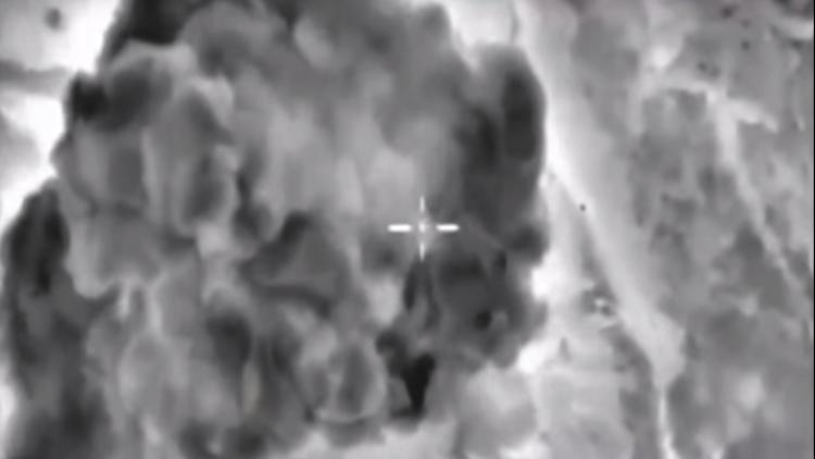 Salen nuevos vídeos de las últimas 24 horas de ataques rusos contra el EI