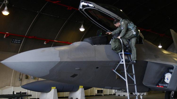 Estados Unidos teme que Rusia aprenda en Siria a detectar a los furtivos F-22