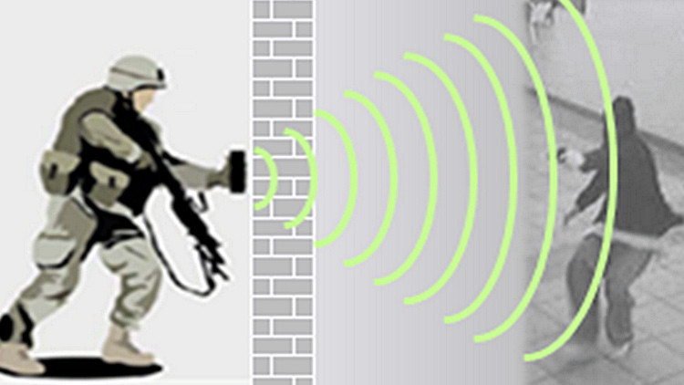 Rusia: Inventan un dispositivo capaz de 'ver' a través de las paredes