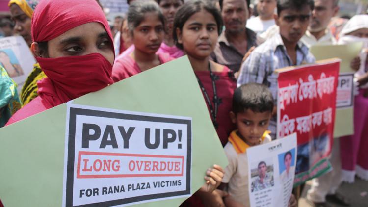 Beneficio a precio de vidas: H&M pone en peligro a miles de trabajadores en Bangladés