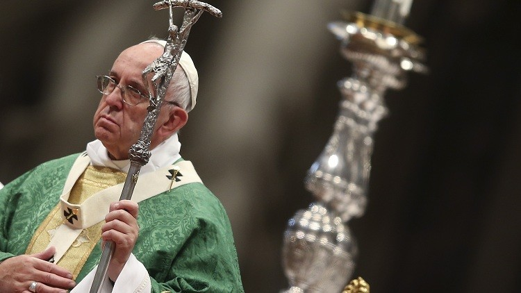 El Papa inaugura el Sínodo Ordinario para la Familia .
