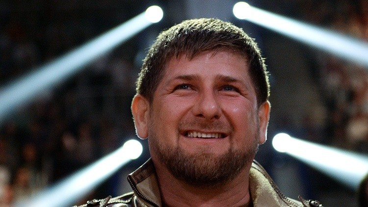El líder de la República rusa de Chechenia, Ramzán Kadýrov