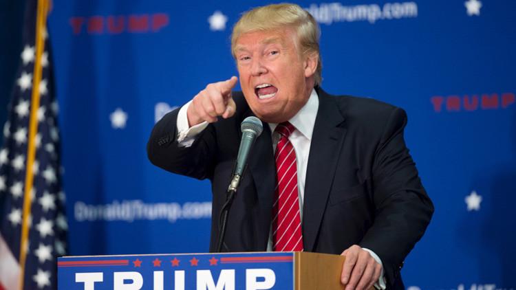 """Trump: """"El mundo sería más estable si Hussein y Gaddafi siguieran en el poder"""""""