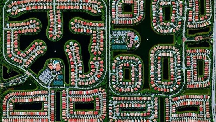 Imágenes de satélite muestran la devastadora actividad humana (Fotos)