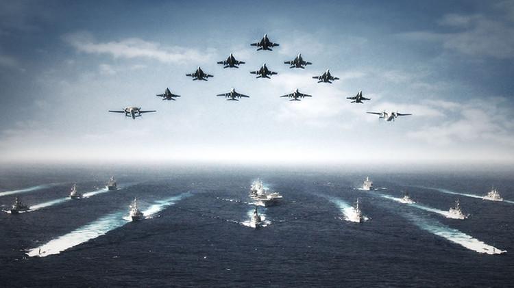 Nuevo informe: ¿Cuáles son las Fuerzas Armadas más potentes del mundo?