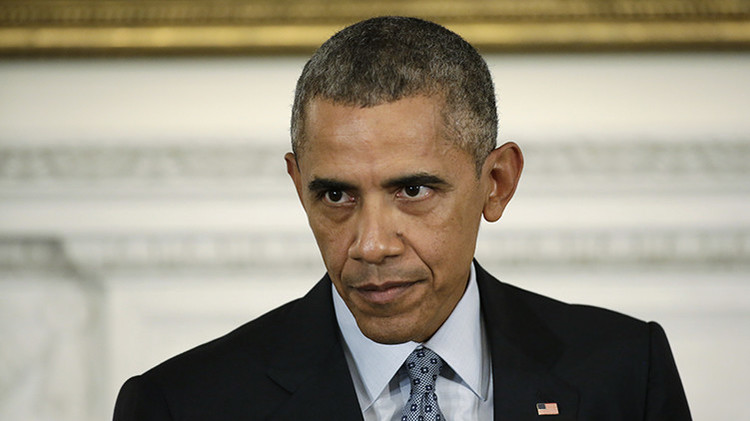 'The Washington Times': A Obama ya no le importa la libertad